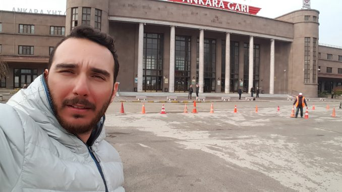 Doğu Ekspresi Ankara Garı